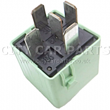 Bmw 1 3 5 7 X Z Series & New Mini White Green Relay Multi Use 61368373700 Tyco Has 5 Pins